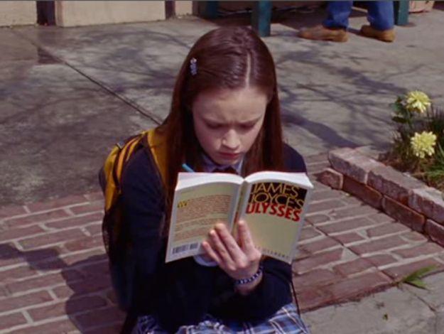 rory reading